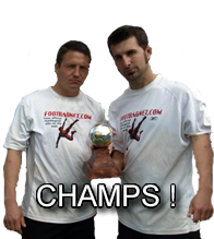 Footbag Net World champions