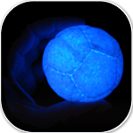 NIGHT RIDER Footbag